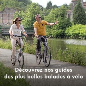 Découvrez nos guides des plus belles balades à vélo