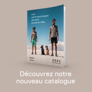 nouveau catalogue Printemps été 2021